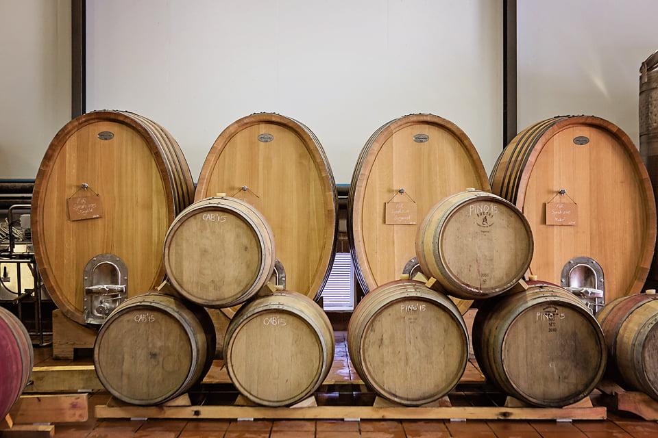 Olifantsberg Wine Cellar