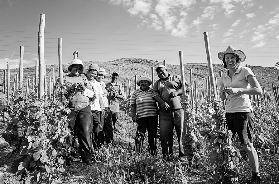 Olifantsberg Winemaking Team